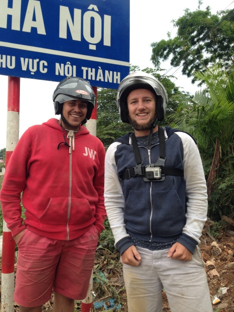 Finally making it to Hanoi was the highlight of a truly incredible year!