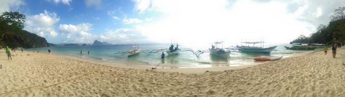 Seven Commandos Island - pretty stunning!