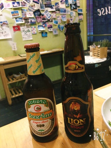 Just two beers from the vast, international selection on offer at Paxi House!