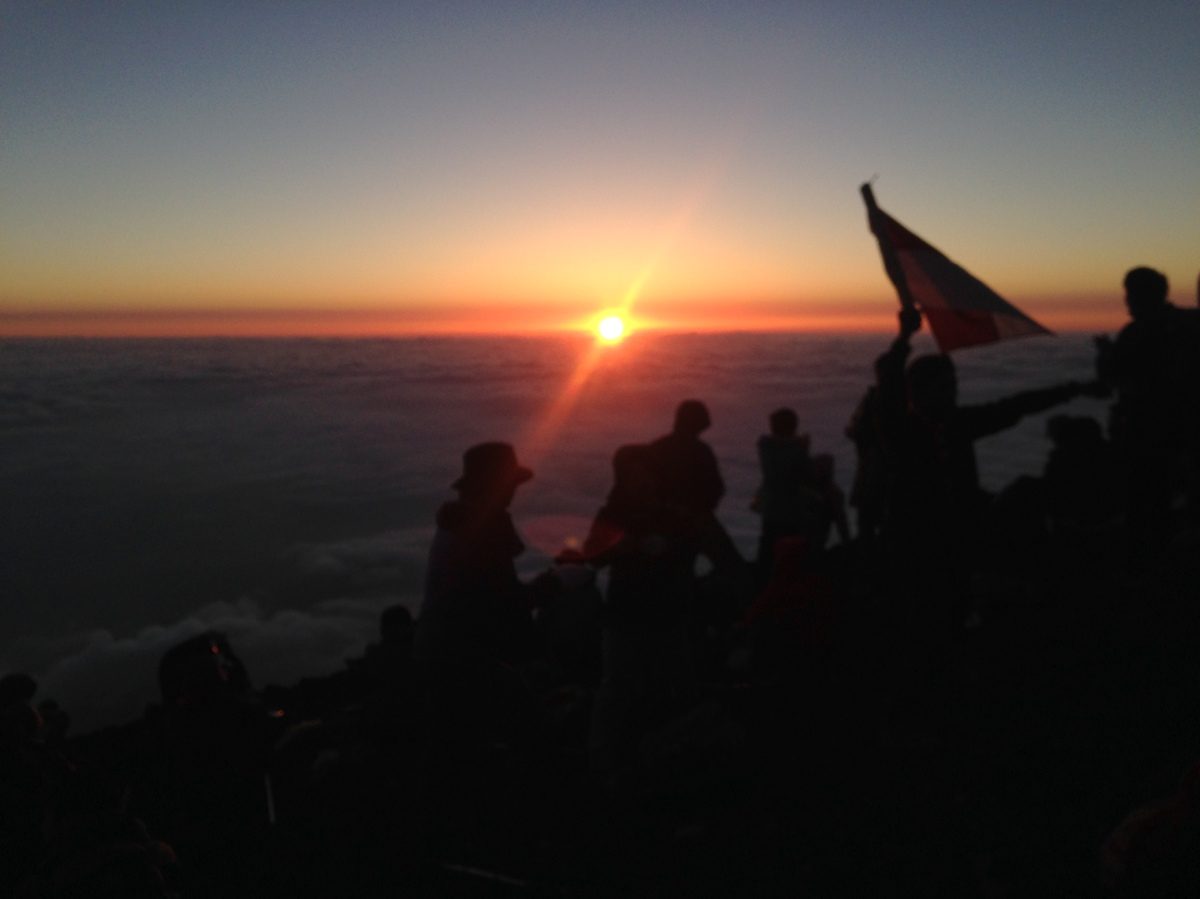 My First (and Last) Time Climbing Mount Fuji: Part Two