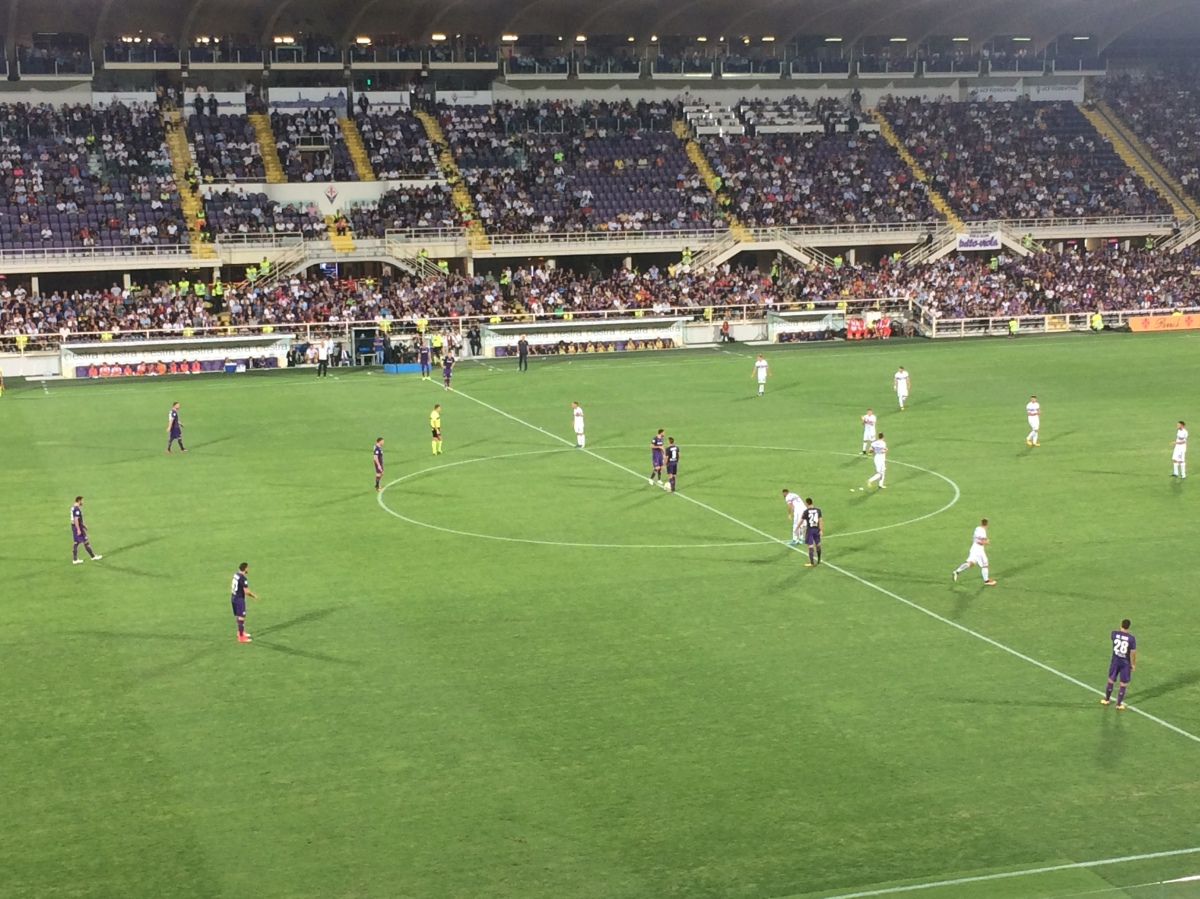 Golazzzzzo: Serie A Action in Florence!