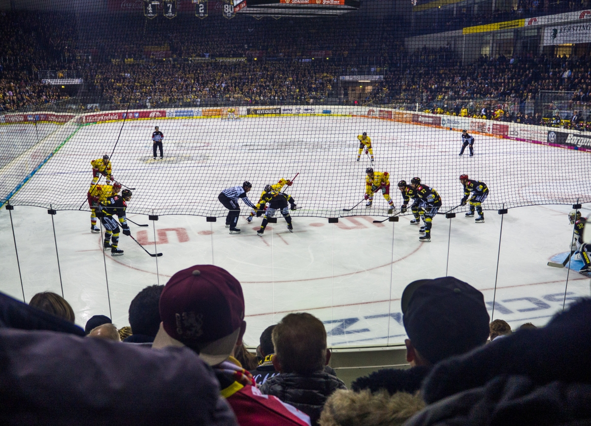 A Spontaneous Hockey Night in Krefeld!